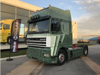 Cabeza tractora DAF 95XF.480 SSC EURO2 MANUAL + INTARDER FULL EXTRA *TOP*