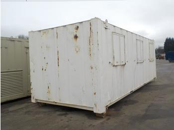 27' x 8' RORO Containerised Sleeper, 3 Compartments, to suit Hook Loader - contenedor de gancho