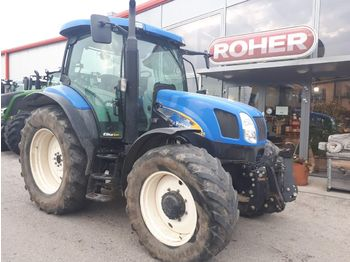 Tractor agricola New Holland T6020 Elite: foto 1