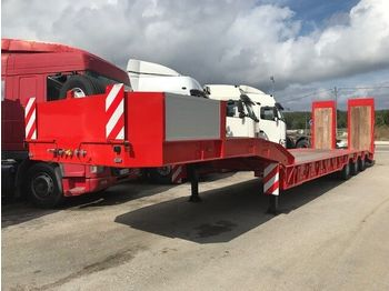 New /ARB Low Loader for heavy machinery/ - semirremolque chasis