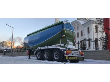 Semirremolque cisterna EMIRSAN 2020 CEMENT TANKER TRAILER 30 M³ FROM FACTORY
